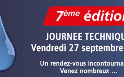 Journée technique : 7ème édition